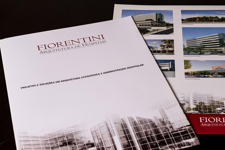 Folder Arquitetura Fiorentini